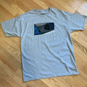 O'Neill Grey Short Sleeve Logo Tee Shirt A3